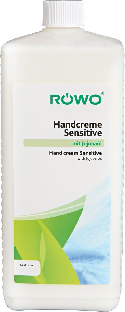 Röwo Handcreme Sensitive met Jojobaolie 1000ml