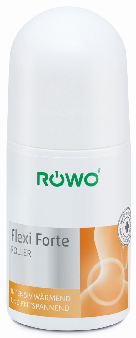 Röwo Flexi Forte Gel Roller Intensief Verwarmend 50ml